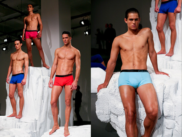 Calvin Klein S/S 12 Presentation. Изображение № 3.