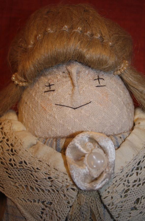 Куклы отМарины Беспаловой. Изображение № 13.