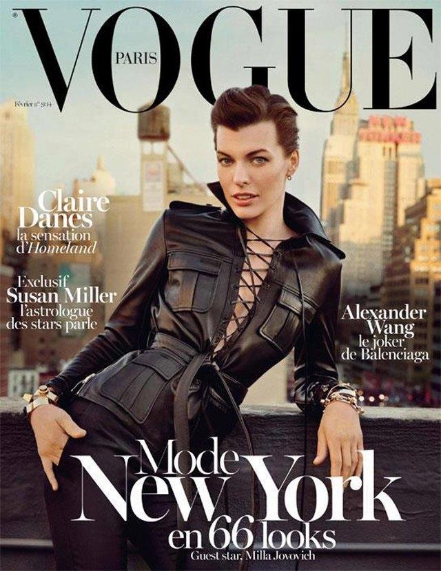 Interview, OE и Vogue показали новые обложки. Изображение № 3.
