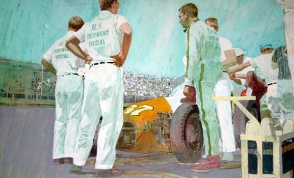 Американские иллюстраторы 40–60гг. ЧАСТЬ 1. Изображение № 13.