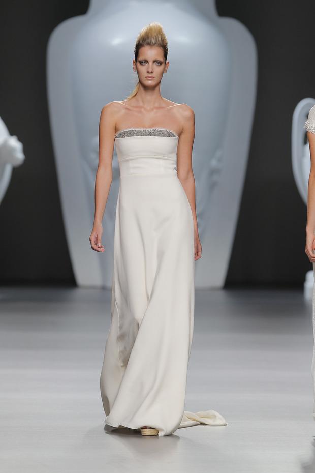 Madrid Fashion Week SS 2013: ANA LOCKING . Изображение № 30.