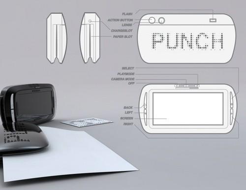 ThePunch Camera. Интересный концепт камеры – дырокола. Изображение № 5.