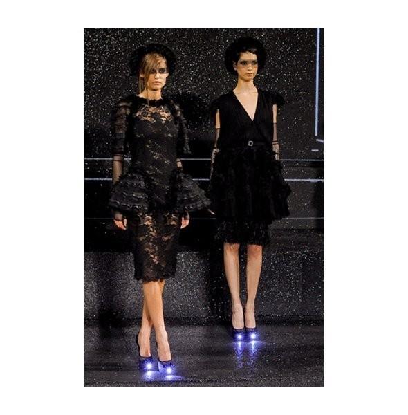 Изображение 10. Показ коллекции Chanel Haute Couture FW 2011.. Изображение № 10.