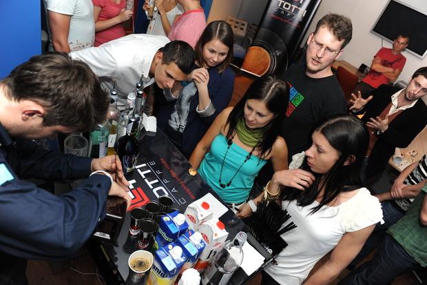 Коктейльные вечеринки в стиле TOTTI Caffe – ломай стереотипы!!!. Изображение № 4.