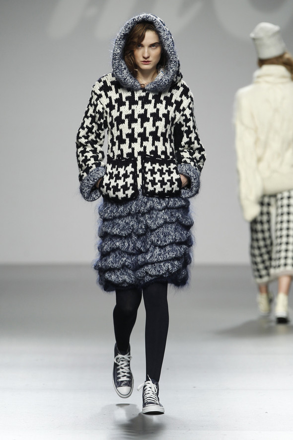 Madrid Fashion Week A/W 2012: Mercedes Castro. Изображение № 14.