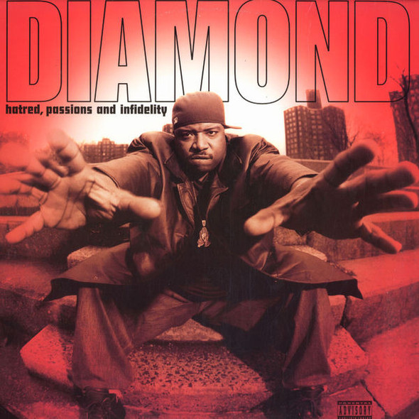 Diamond D. To Know Your Future Is To Know Your Past. Изображение № 8.