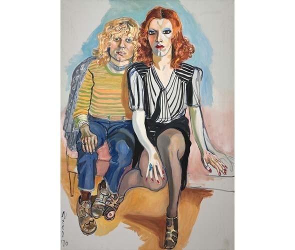 Изображение 68. Черты лица: 10 портретистов.. Изображение № 75.