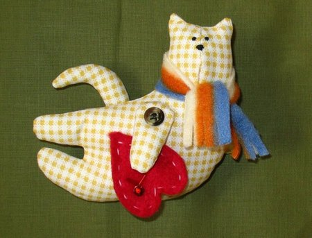 Relax Mouse идругие HANDMADE toys. Изображение № 7.