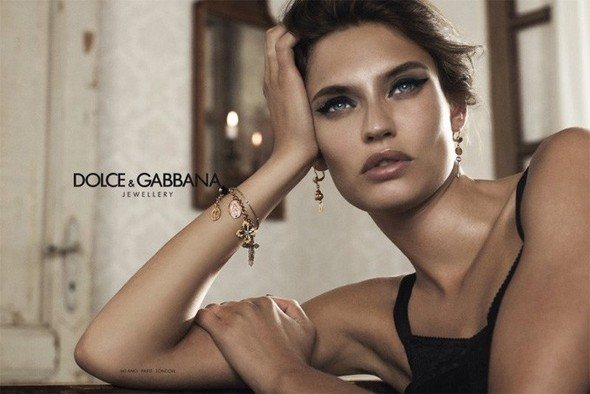 Кампания: Бьянка Балти для Dolce & Gabbana. Изображение № 7.