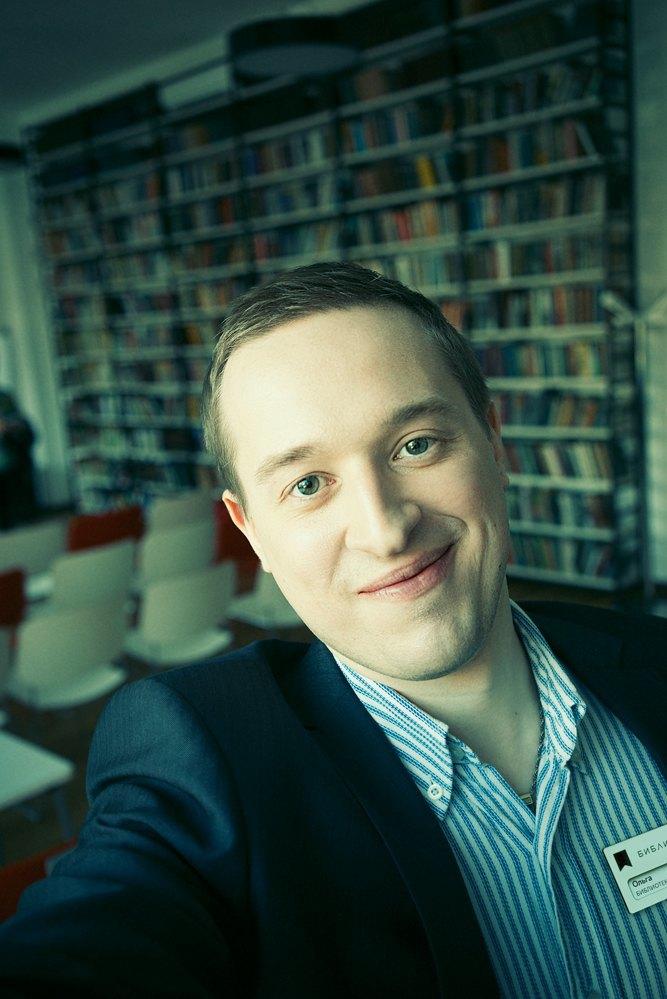 В Сети опубликовали часть проекта с селфи московских библиотекарей . Изображение № 8.
