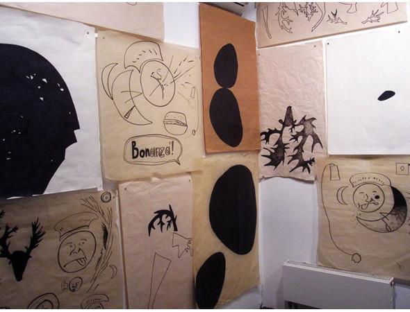 """Выставка в деталях: Молодые художники на """"Сегодня/Завтра"""". Изображение № 35."""