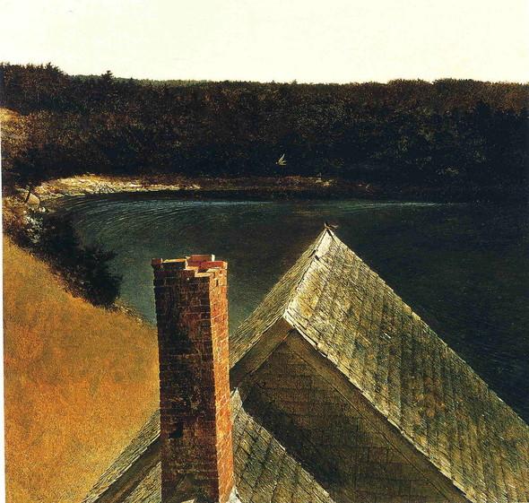 Andrew Newell Wyeth. Изображение № 24.