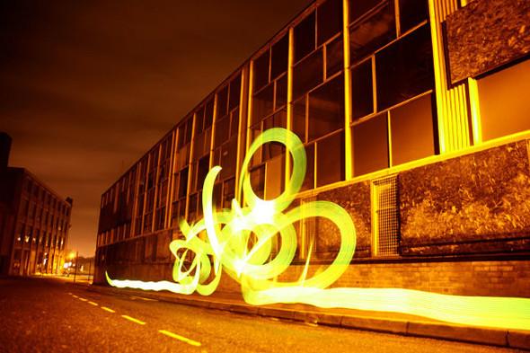 Да будет свет: 7 мастеров по световым граффити. Изображение № 56.