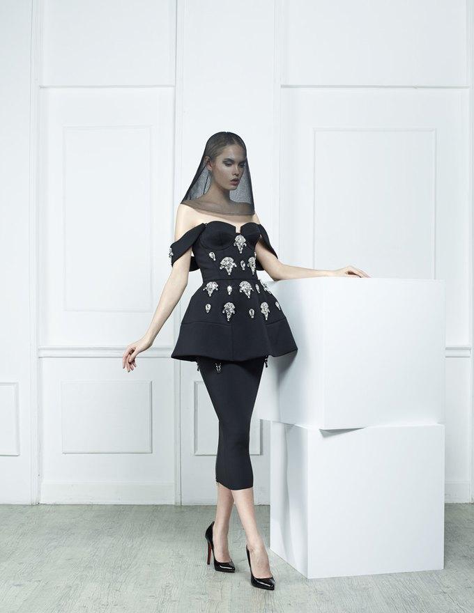 Российская марка Bohemique выпустила новую коллекцию. Изображение № 32.