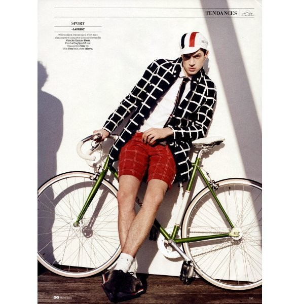 Изображение 38. Мужские съемки: GQ, Vogue Hommes и другие.. Изображение № 34.