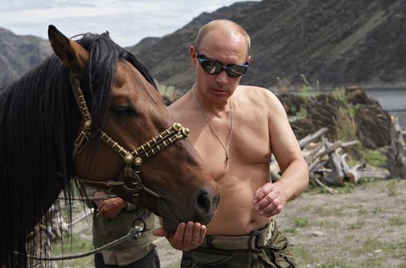 Какпроводят отпуск лидеры стран. Изображение № 1.
