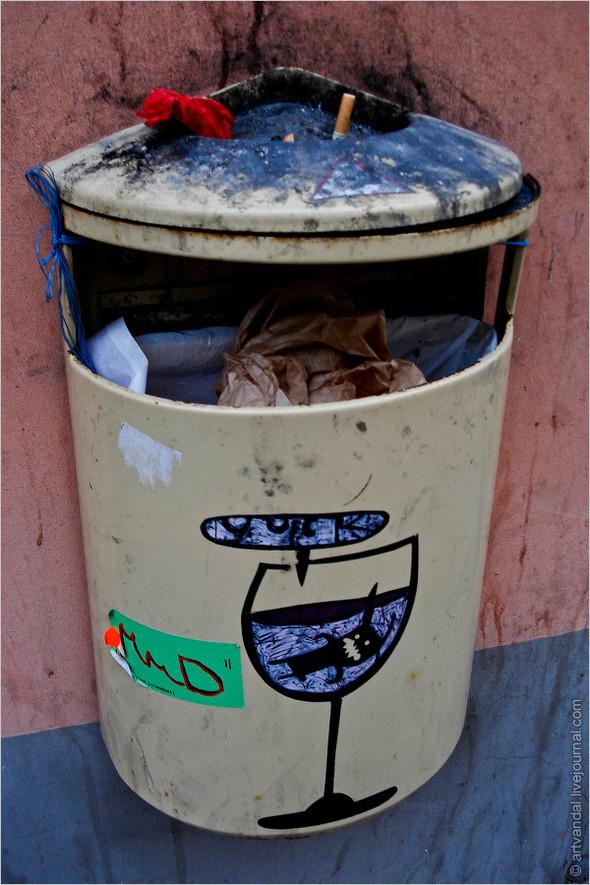Стрит-арт и граффити Риги. Изображение № 22.