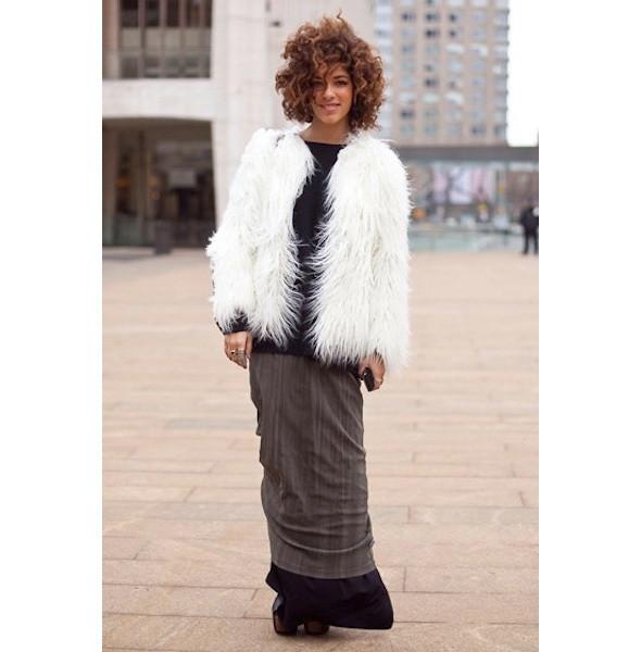 Изображение 113. На полях: 10 тенденций уличного стиля с прошедших недель моды.. Изображение № 113.