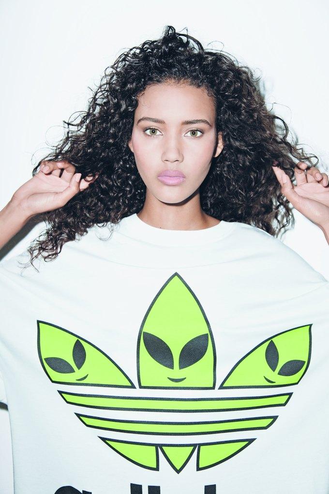 Джереми Скотт и Adidas показали совместную коллекцию. Изображение № 16.