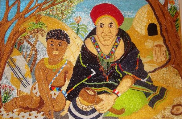 Изображение 29. Афрокрафт: сафари к африканским племенам.. Изображение № 32.