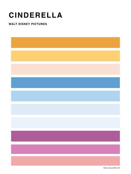 Дизайнер выбрал цвета из фильмов Миядзаки и Disney. Изображение № 16.