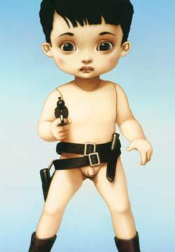 Baby artТрэвора Брауна. Изображение № 19.