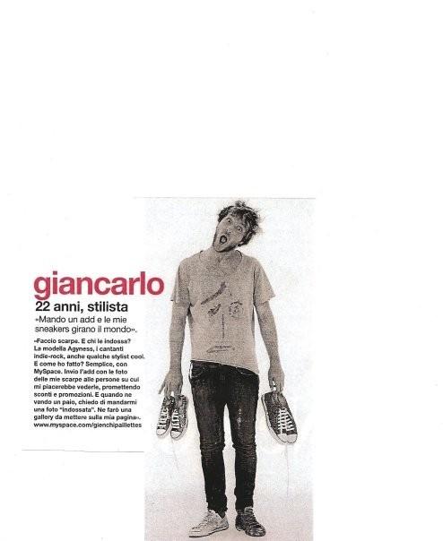 Gienchi Gap. Изображение № 19.