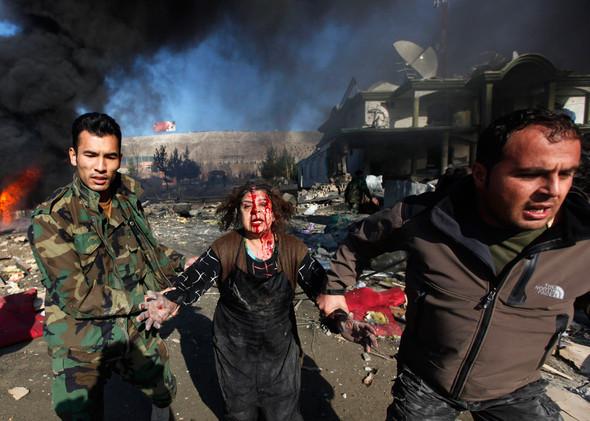 Афганистан. Военная фотография. Изображение № 98.