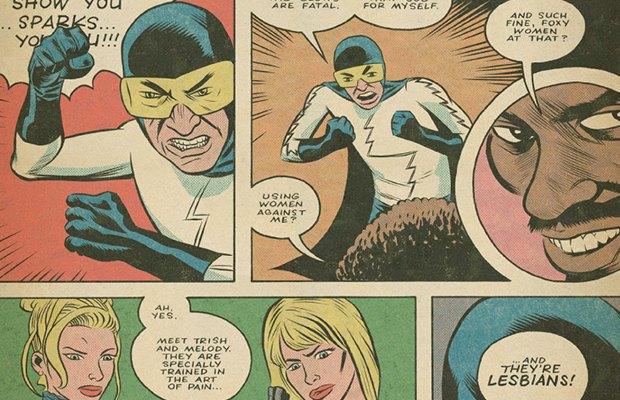 10 самых стильных комиксов. Изображение № 17.