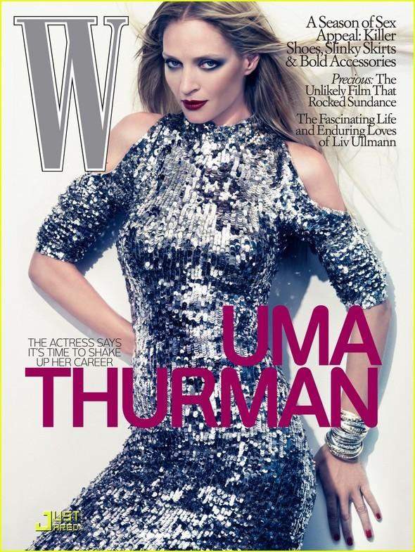 WMagazine October 2009. Изображение № 1.