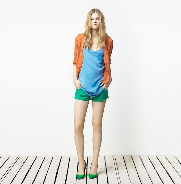 Изображение 5. Лукбук: Zara TRF April 2011.. Изображение № 5.