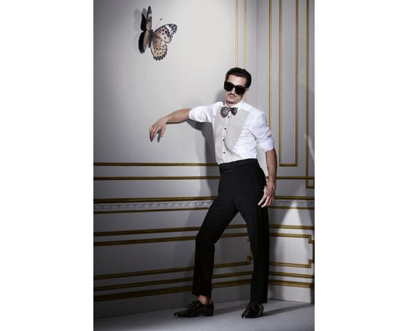 Коллекцию Lanvin для H&M показали полностью. Изображение № 27.