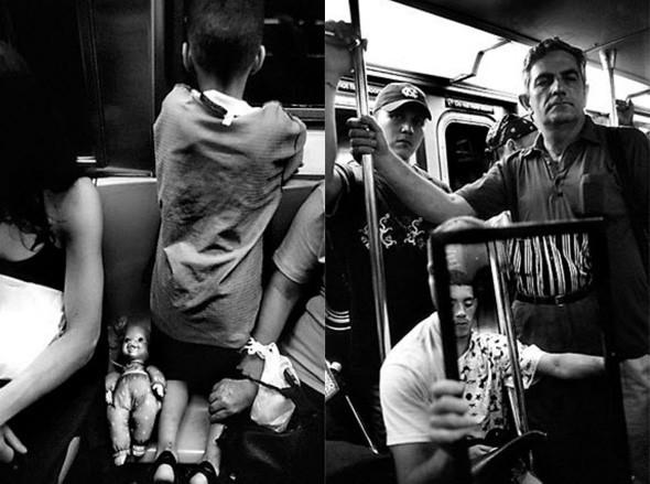 Метрополис: 9 альбомов о подземке в мегаполисах. Изображение № 41.