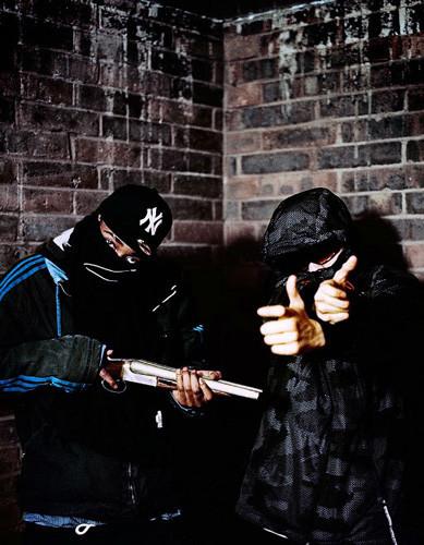 Преступления и проступки: Криминал глазами фотографов-инсайдеров. Изображение № 104.