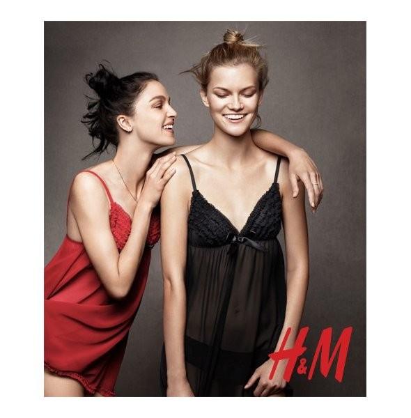 Изображение 24. Новые рекламные кампании: Pull & Bear, Asos и H&M.. Изображение № 24.