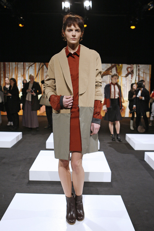Berlin Fashion Week A/W 2012: Eva & Bernard. Изображение № 17.