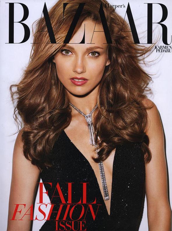 Обложки: H&M, Harper's Bazaar, Numero и Wallpaper. Изображение № 2.