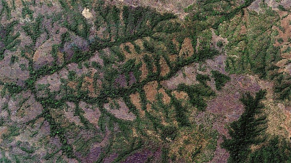 35 фотографий  из Google Earth,  которым сложно поверить. Изображение № 32.