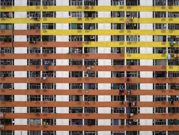 MIchael Wolf- бесконечные окна Гонконга. Изображение № 2.