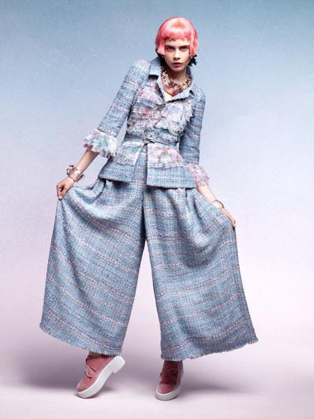 Лукбуки: Chanel, Ksubi и Louis Vuitton. Изображение № 6.