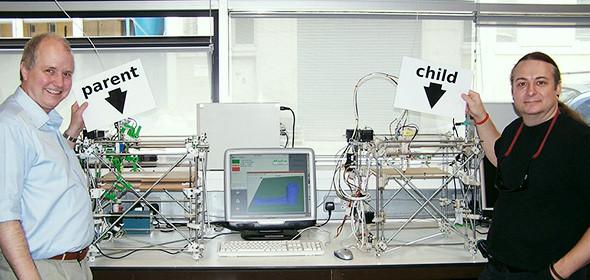 Фабрикаторы: трехмерный принтер, скатерть-самобранка и домашнее производство вообще всего. Изображение № 7.