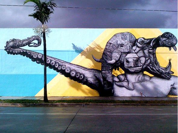 Лучшие стрит-арт проекты 2011 года. Изображение №26.