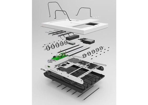 Корабль-парус, машина-яйцо и другие футуристические концепты. Изображение №32.