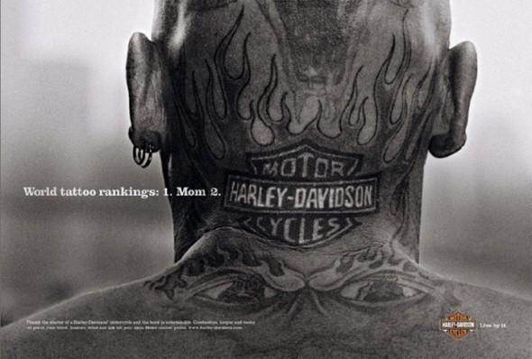 Harley Davidson: реклама легенды. Изображение № 16.