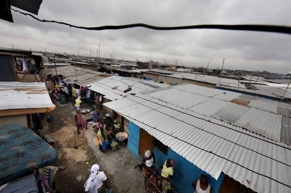 Изображение 10. Рыночные девушки из Ганы.. Изображение № 10.
