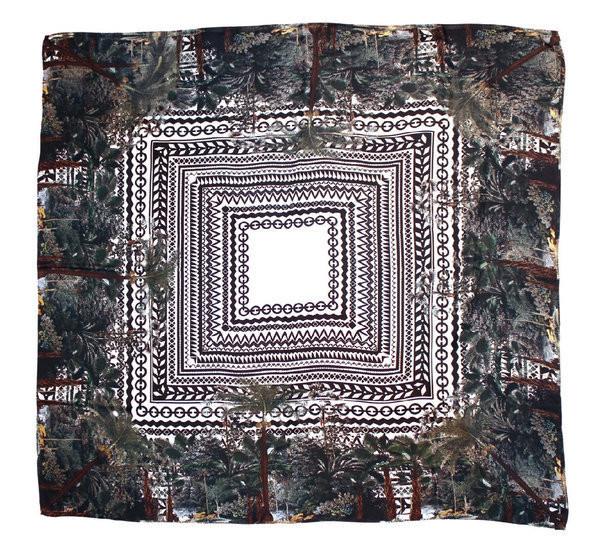 Изображение 1. Лукбук: первая коллекция платков B. Heart.. Изображение № 6.