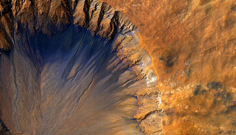Почему проще озеленить Марс, чем спасти Землю. Изображение № 3.