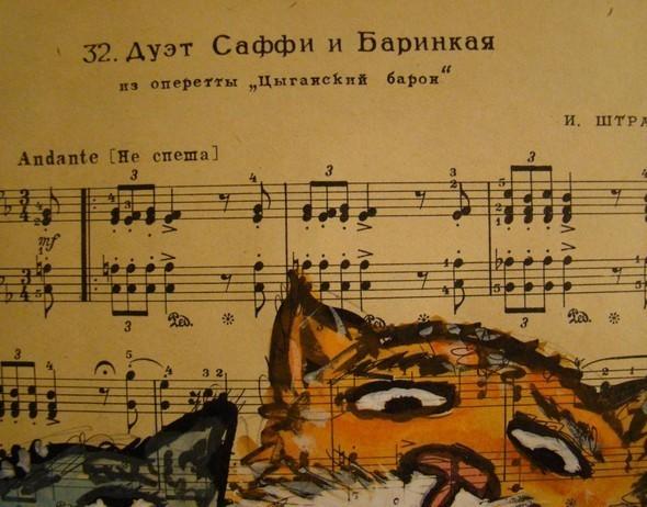 Универсальный художник - В.И. Соболевский. Изображение № 26.