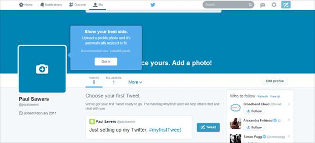 10 новых интерфейсных решений Twitter . Изображение № 7.