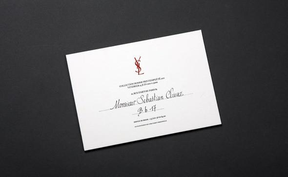 Изображение 21. Men's S/S 2011 fashion show invitations.. Изображение № 21.